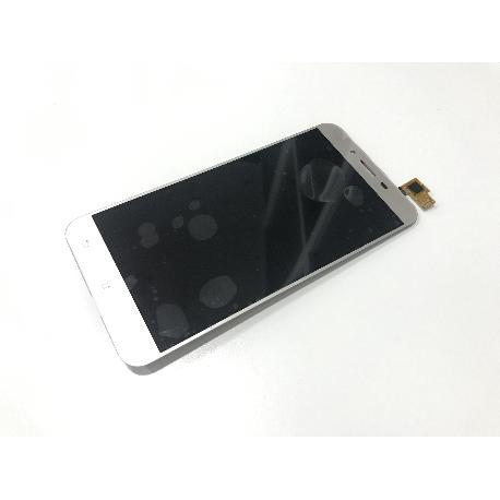 PANTALLA LCD Y TACTIL PARA ASUS ZENFONE 3 MAX (ZC553KL) - DORADA ORO