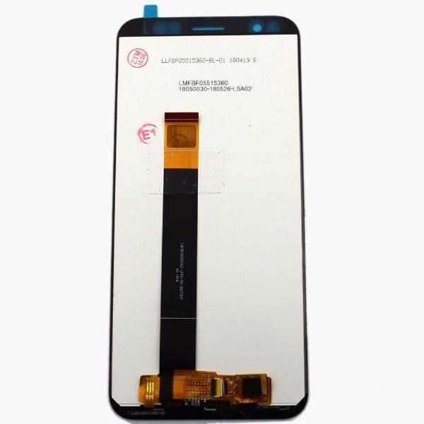 PANTALLA LCD + TACTIL PARA ASUS ZENFONE MAX (M1) ZB555KL - NEGRA