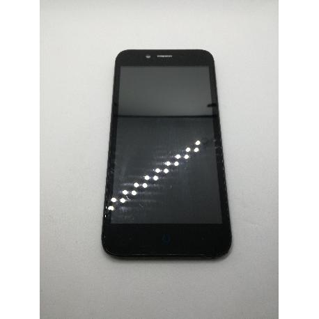PANTALLA LCD DISPLAY + TACTIL CON MARCO ZTE BLADE A460 / BLADE L4 NEGRA