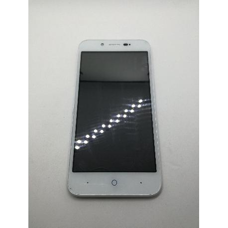 PANTALLA LCD DISPLAY + TACTIL CON MARCO ZTE BLADE A460 / BLADE L4 BLANCA