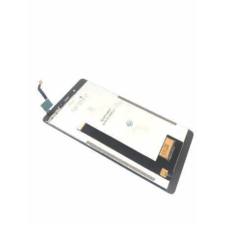 PANTALLA LCD + TACTIL PARA LEAGOO T10 - NEGRA
