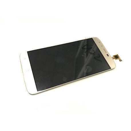 PANTALLA LCD + TACTIL PARA OUKITEL U22 - DORADA