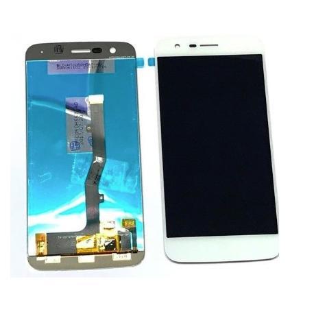 PANTALLA LCD + TACTIL PARA ZTE BLADE V8 SE - BLANCA