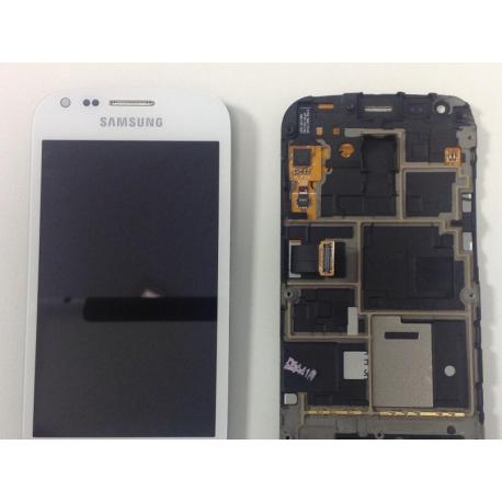 Pantalla Lcd + Tactil con Premarco Original Samsung Galaxy Trend Plus S7580 Blanca - Remanufacturada