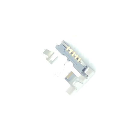 CONECTOR DE CARGA MICRO USB PARA ALCATEL ONE TOUCH PIXI 4 8050D, PIXI 4 4G 9001X