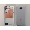 Tapa Trasera Gris Alcatel One Touch Idol Mini 6012X 6012A 6012W Orange Hiro de desmontaje Remanufacturada