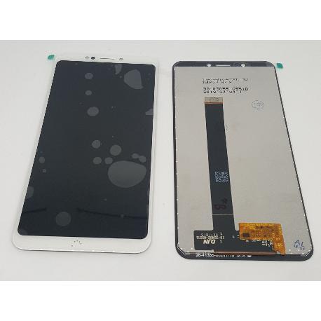 Pantalla LCD y Tactil para Bq Aquaris C - Blanca