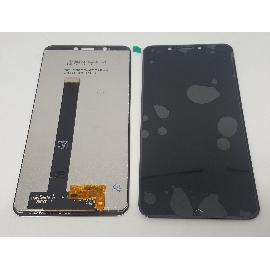 PANTALLA LCD Y TACTIL PARA BQ AQUARIS C - NEGRA