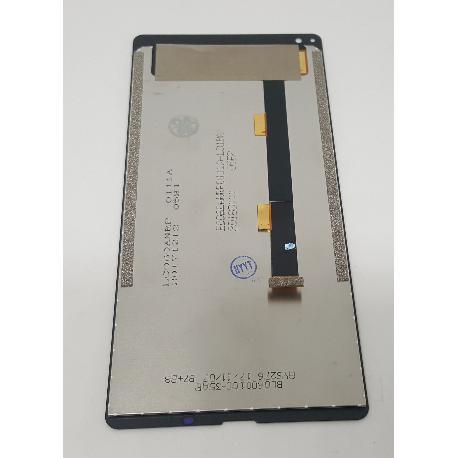 PANTALLA LCD Y TACTIL PARA OUKITEL MIX 2 - NEGRA