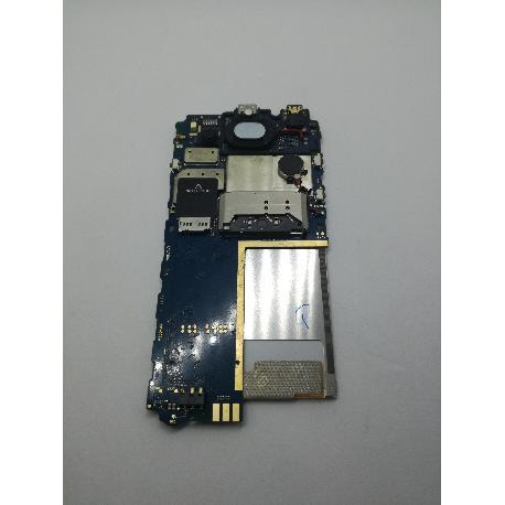 PLACA BASE CON LCD DISPLAY ORIGINAL PARA WIKO SUNNY - RECUPERADA