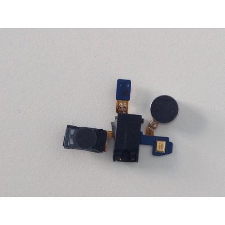 Flex Vibrador + Jack de Audio + Altavoz Auricular SAMSUNG GALAXY EXPRESS i8730