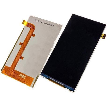 PANTALLA LCD DISPLAY ORIGINAL PARA WIKO RAINBOW JAM - RECUPERADA