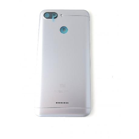 Tapa Trasera para Xiaomi Redmi 6 - Gris - Modelo 1SIM