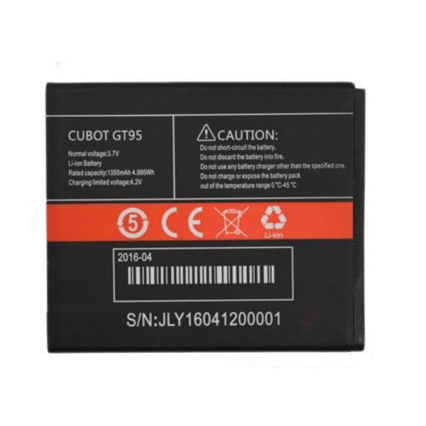 BATERIA PARA CUBOT GT95 , GT72+ PLUS  - 1350MAH