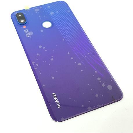 Tapa Trasera para Huawei P Smart Plus, Nova 3i - Aurora - Con Lente