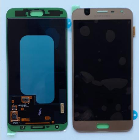 PANTALLA LCD DISPLAY + TACTIL ORIGINAL SAMSUNG SM-J250 GALAXY J2 PRO 2018 - ORO
