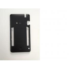 Carcasa Intermedia con Lente de Camara Original para  Nokia Lumia 625 - Negra