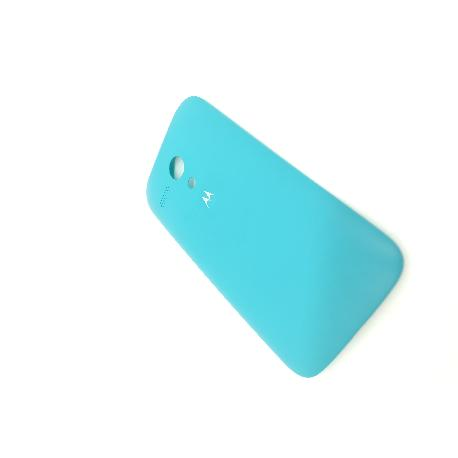 Tapa Trasera para Motorola Moto G - Azul