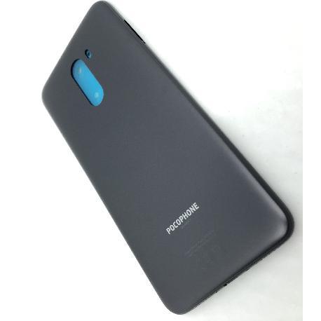 Tapa Trasera para Xiaomi Pocophone F1 - Negra