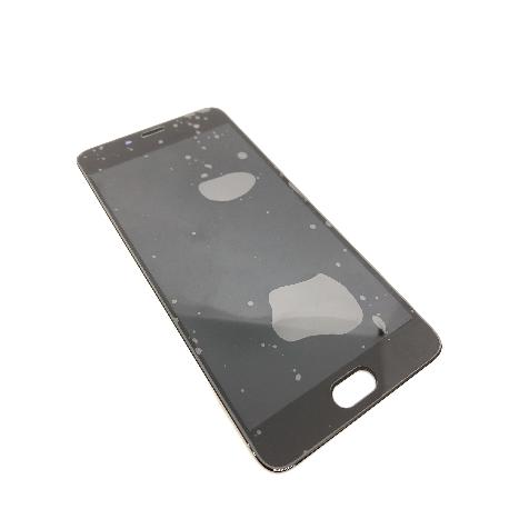 PANTALLA LCD DISPLAY + TACTIL PARA MEIZU M3E - NEGRA