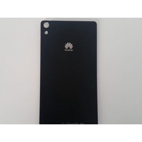 Tapa Trasera de Bateria para Huawei Ascend P6 - Negra