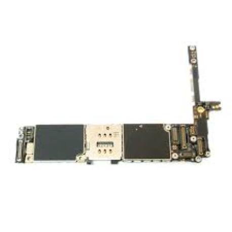 PLACA BASE LOGIC BOARD MOTHERBOARD IPHONE 6S LIBRE 32GB (SIN BOTON ) - RECUPERADA