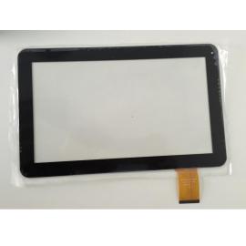 Pantalla Tactil Universal Tablet china 10.1 Pulgadas Negra DH-1019A1-PG-FPC075