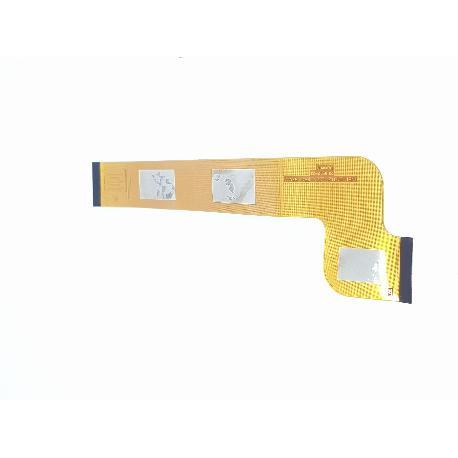 FLEX LCD ORIGINAL PARA SPC GLOW 10.1 QUAD CORE VERSION 4.3 - RECUPERADA