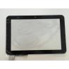 Pantalla Tactil Universal para Tablet Carrefour CT1020W, CT1010w y Engel TAB10 / F0346 YF - Negra