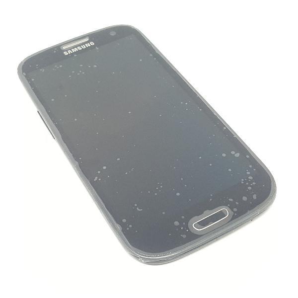 PANTALLA LCD + TACTIL CON MARCO ORIGINAL SAMSUNG I9300 GALAXY S3 NEGRA - DESMONTAJE