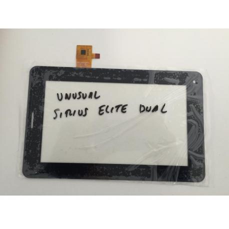 "Pantalla Tactil Universal Tablet china 7"" YJ031FPC / Unusual Sirius Elite Dual - Negra"