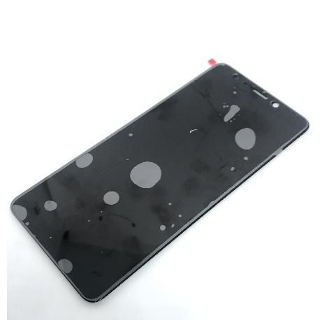 PANTALLA LCD Y TACTIL PARA WIKO VIEW MAX - NEGRA