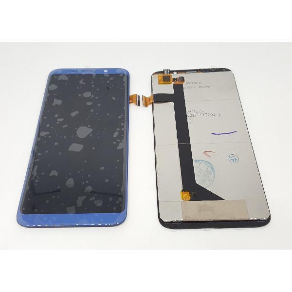 PANTALLA LCD DISPLAY + TACTIL PARA BLUBOO S8 - AZUL