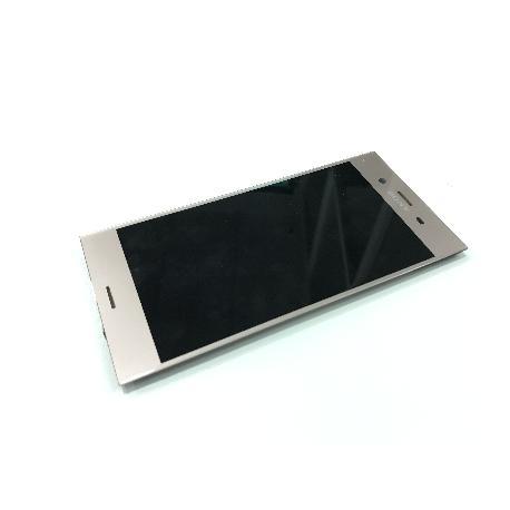 PANTALLA LCD + TACTIL ORIGINAL PARA SONY XPERIA XZ1 G8341, G8342 - ROSA - USADA
