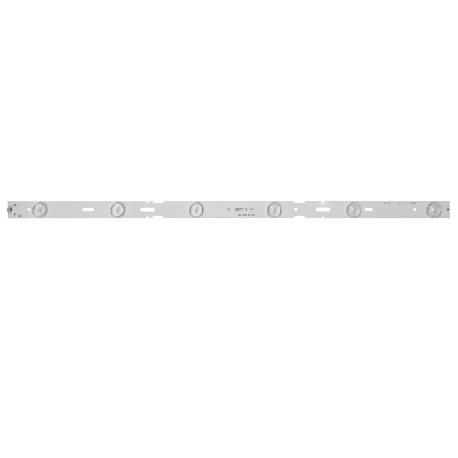 *** TIRA DE LED PARA TV GRUNDIG 48VLE5520BG - 6 LED