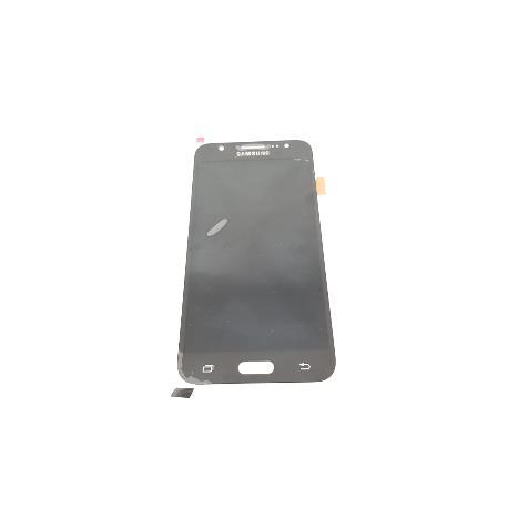PANTALLA LCD DISPLAY + TACTIL ORIGINAL PARA SAMSUNG GALAXY J5 SM-J500F NEGRA - RECUPERADA
