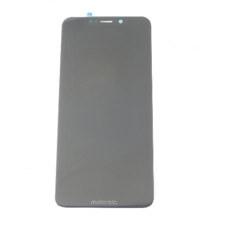PANTALLA LCD Y TACTIL PARA MOTOROLA ONE - NEGRA