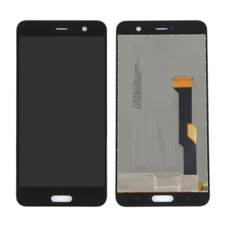 PANTALLA LCD DISPLAY + TACTIL PARA HTC U PLAY - NEGRA