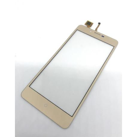 PANTALLA TACTIL PARA LEAGOO KIICAA POWER - ORO