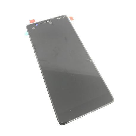PANTALLA LCD Y TACTIL PARA NOKIA 5.1 - NEGRA