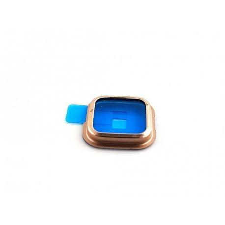 Embellecedor de Camara para Samsung Galaxy S5 i9600 SM-G900M, G900F - Oro