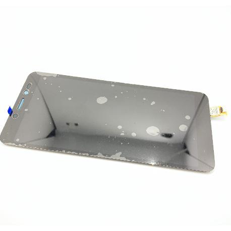 PANTALLA LCD Y TACTIL PARA WIKO SUNNY 3 PLUS - NEGRO