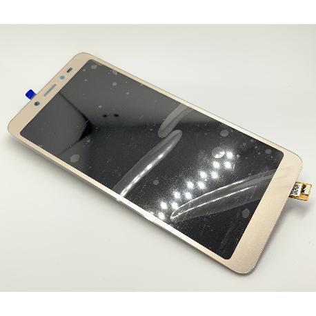 PANTALLA LCD Y TACTIL PARA WIKO SUNNY 3 PLUS - ORO