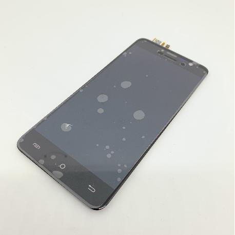 PANTALLA LCD Y TACTIL PARA CUBOT NOTE PLUS - NEGRA