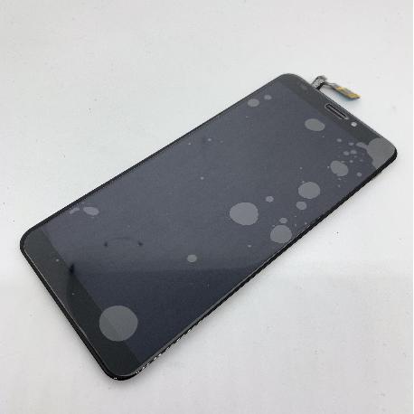 PANTALLA LCD Y TACTIL PARA BLACKVIEW S6 - NEGRA
