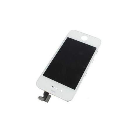 BLANCO IPHONE4 LCD screen + tactil IPHONE 4 blanca