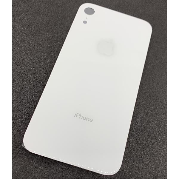 TAPA TRASERA PARA IPHONE XR - BLANCO