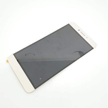 PANTALLA LCD Y TACTIL PARA COOLPAD PLAY 6 - ORO
