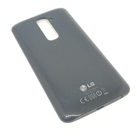 TAPA TRASERA DE BATERIA CON NFC ORIGINAL PARA LG G2 D802  NEGRA - RECUPERADA