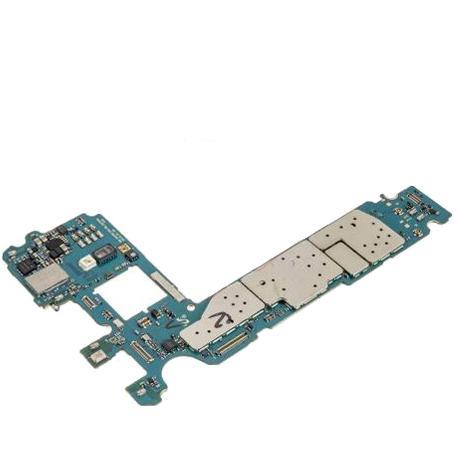 PLACA BASE ORIGINAL MOTHERBOARD SAMSUNG GALAXY S7 EDGE G935FD DUOS DUAL SIM 32GB - RECUPERADA